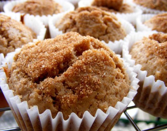 Solarfruit Pumpkin Muffins